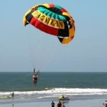 My Parasailing MISAdventure - Funny Travel Stories