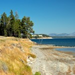 5 Best Places for a Honeymoon - Yellowstone Lake, USA