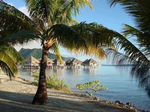 The World's Most Romantic Travel Destinations-4 - Bora Bora French Polynesia