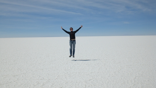 The World's Most Romantic Travel Destinations-6 - Salar de Uyuni, Bolivia
