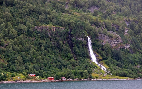 The World's Most Romantic Travel Destinations-7 - Geirangerfjord, Norway
