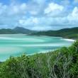 Cruising the Whitsundays Australia