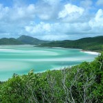 Cruising the Whitsundays Australia