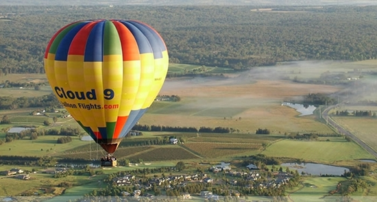 7 Great Reasons to Ride a Hot Air Balloon 4