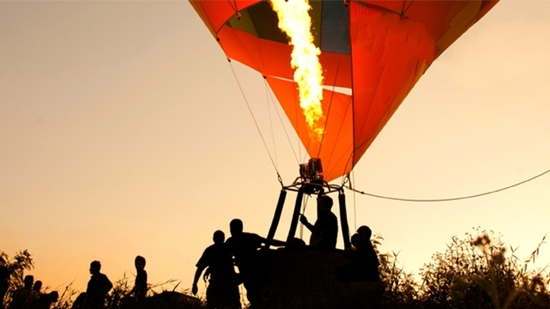 7 Great Reasons to Ride a Hot Air Balloon 7