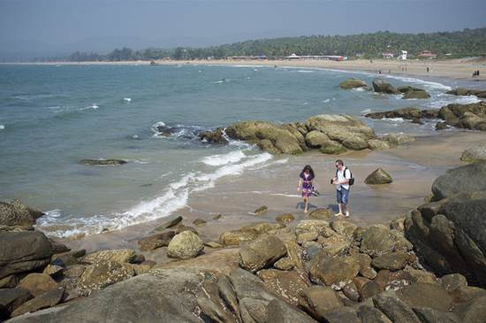 Captivating Beaches in South Goa 2