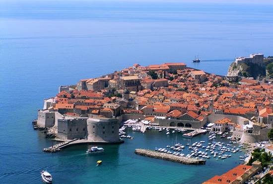 If You Want to See Heaven on Earth, Come to Dubrovnik - George Bernard Shaw 1