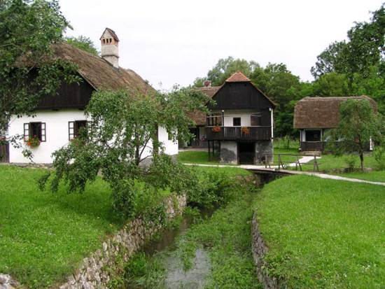 Kumrovec Ethno Village